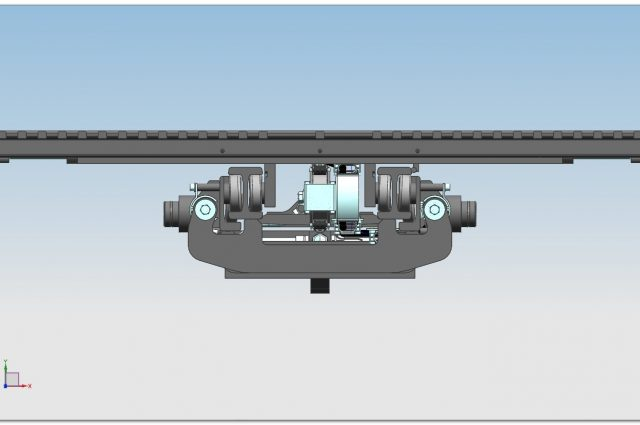 DV 3 CYLINDERS LATERAL