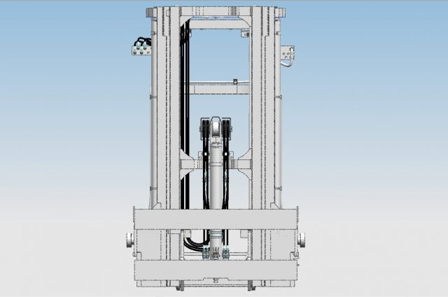 TV 3 CYLINDERS LATERAL