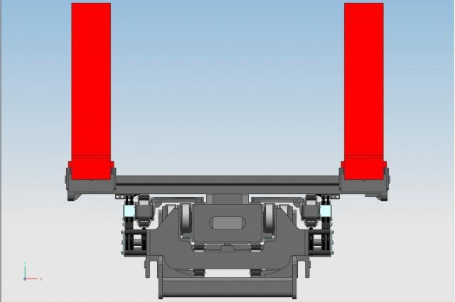 4 CYL. F1212TV - rear cylinders
