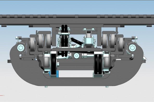 F13TV - Cilindri laterali