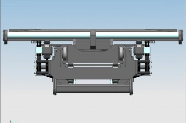 4 CYL. F1606TV - rear cylinders