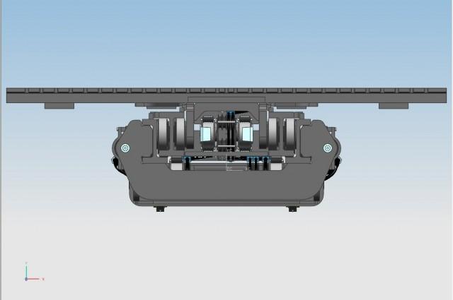 F1612TV - 3 CILINDRI - CILINDRI LATERALI