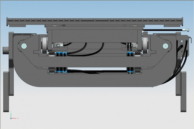 F80SV - side cylinders