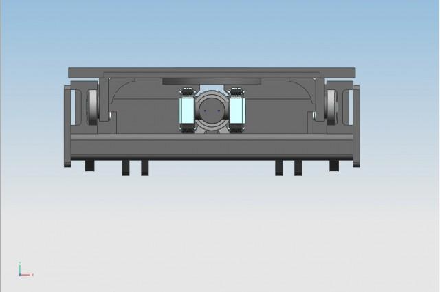 MONO cilindro centrale
