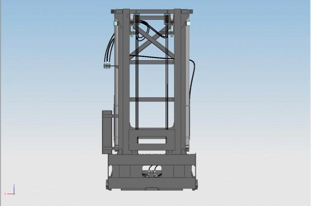 SV - side cylinders