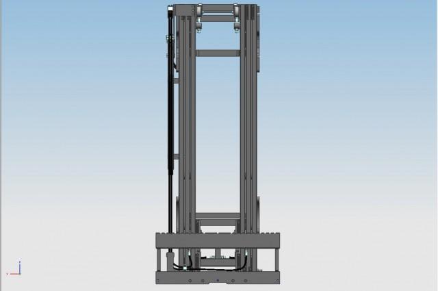 TVS 2 cilindri posteriori - impianto esterno