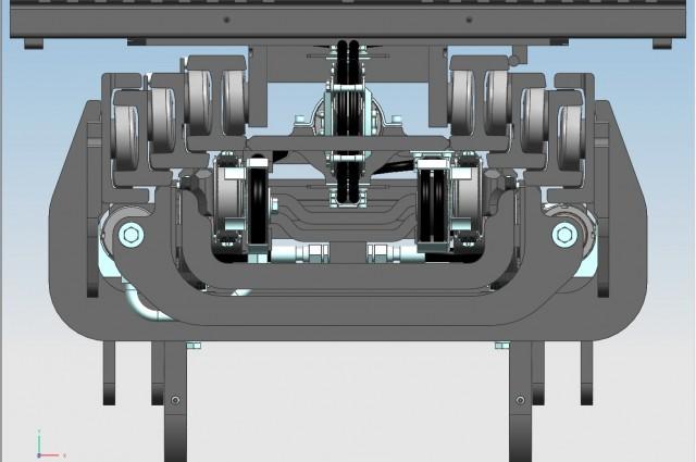 3 CYL. F30QV - rear cylinders