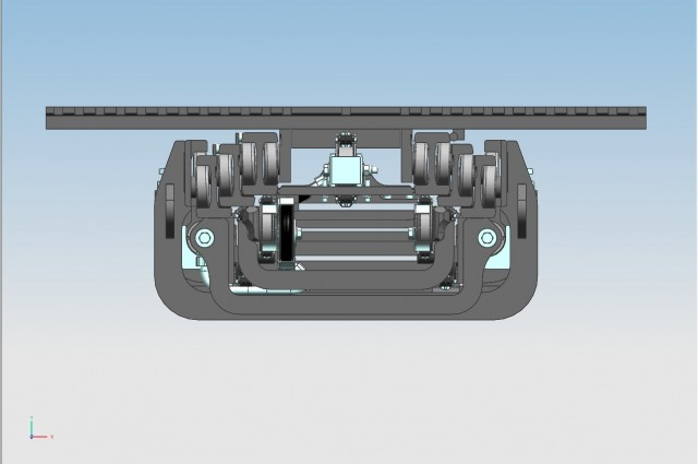 QV 3 cilindri posteriori