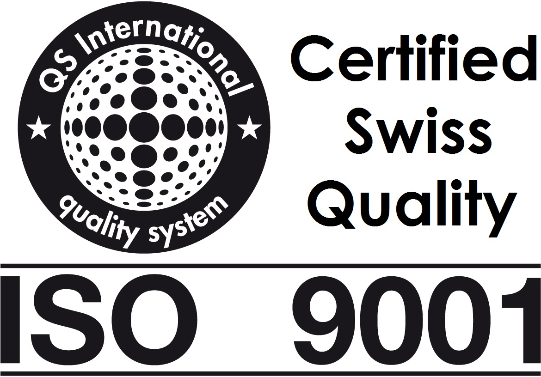 Logo qs ISO 9001