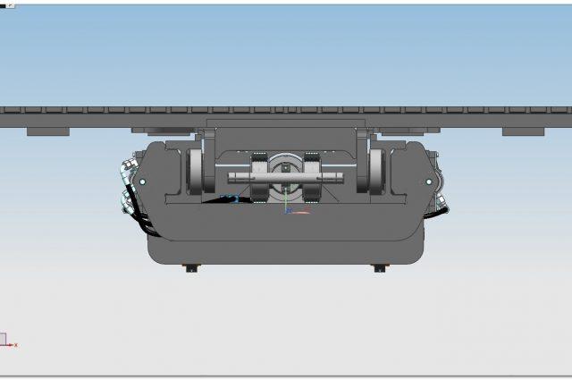 F1612DV side cylinders