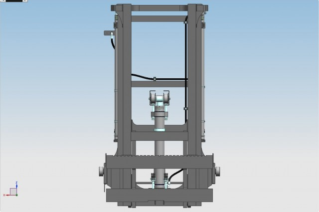 3 CYL. DV - side cylinders