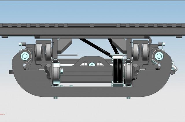 F13SV - side cylinders