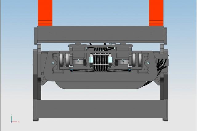 F160DV - 3 CILINDRI - CILINDRI LATERALI