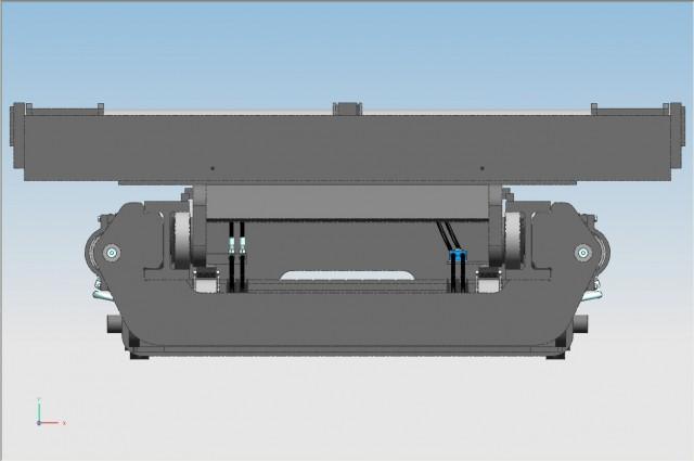 F200SV - side cylinders