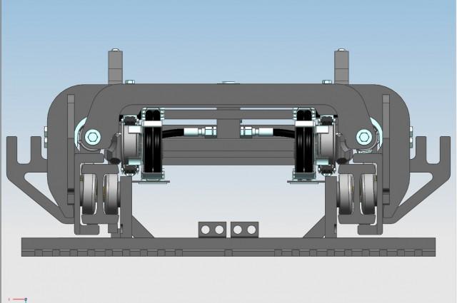 F30SV - rear cyl.