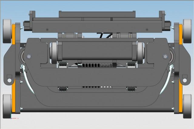 F320SV - side cylinders