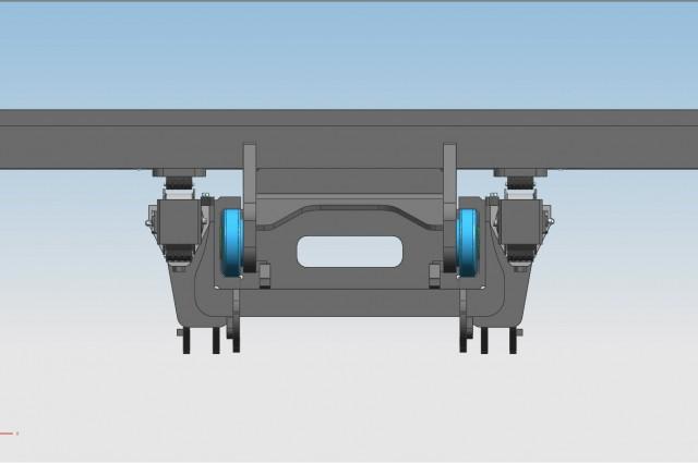 F420 MONO - side cylinders