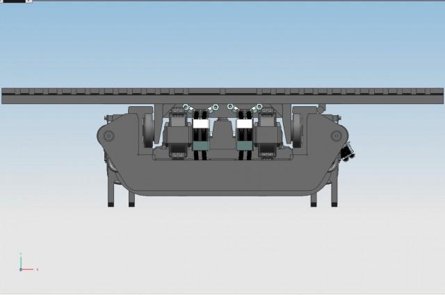 3  CYL. F50DV - rear cylinders