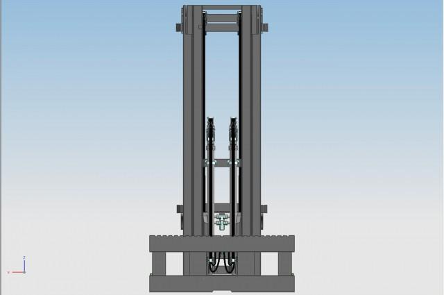 4 CYL. F50TV - rear cylinders