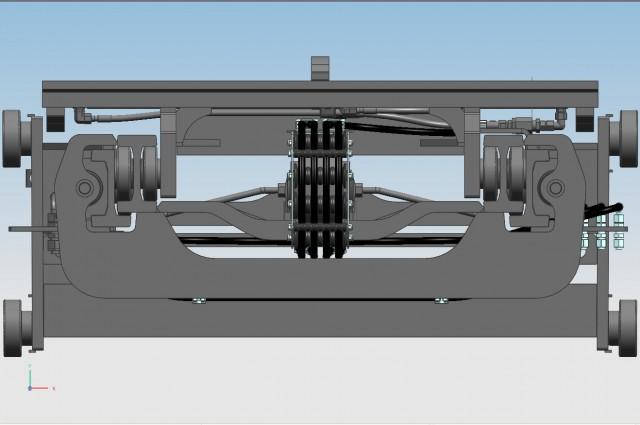 3  CYL. F60DV - side cylinders