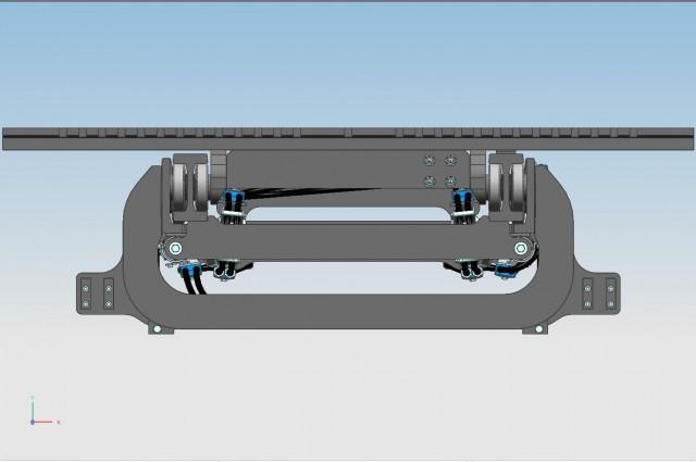 4 CYL. F60DV - rear cylinders