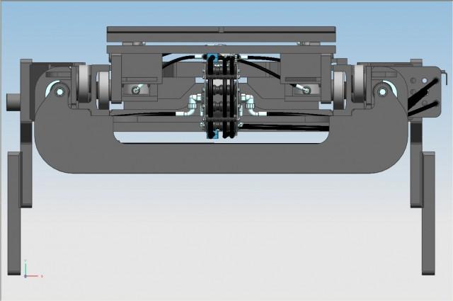F80DV - 3 CIL. - CILINDRI LATERALI