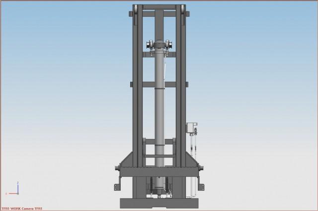 F80SV - central cylinder