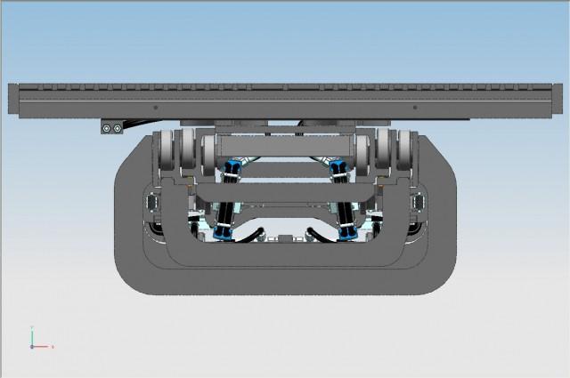 4 CYL. F80TV - rear cylinders