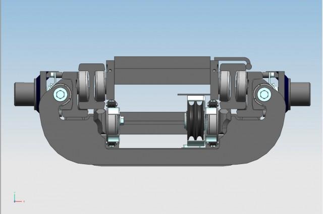 SV - 2 side cylinders
