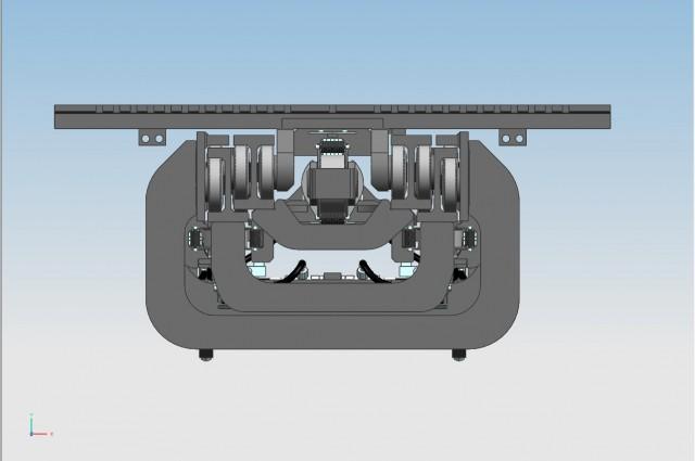3 CYL. TV - rear cylinders