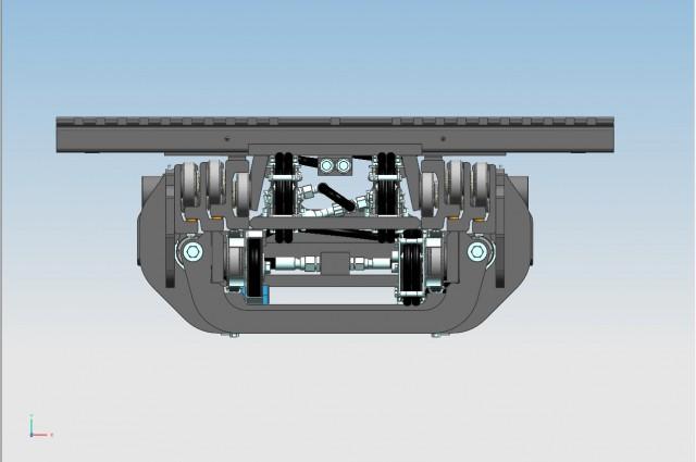 4 CYL. TV - rear cylinders