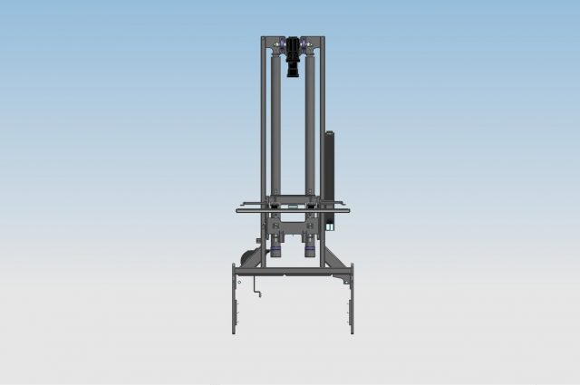Electric load stabilizer