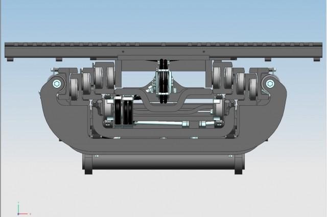 3 CYL. F30QV - side cylinders