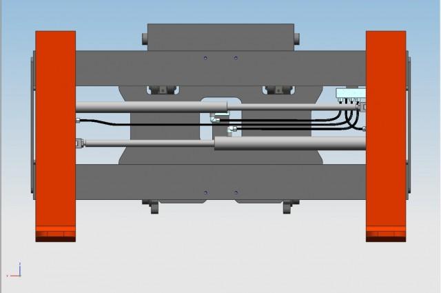 FEM 4 tilting fork positioner