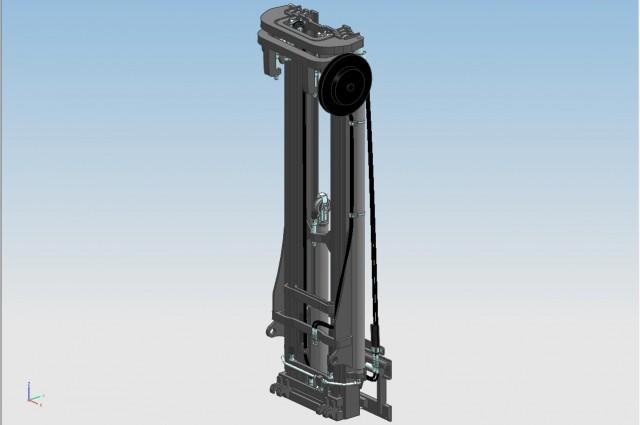QV 3 cilindri laterali con avvolgitore