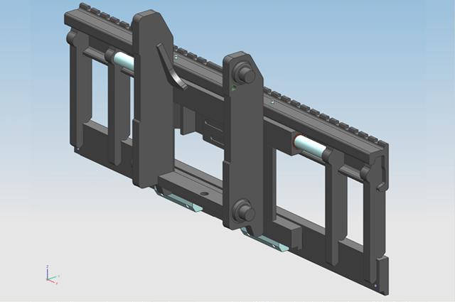 FEM2 Side-shifter - 2000kg @ 600mm