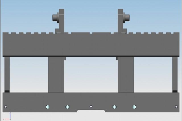TRASLATORE FEM2 - 2500kg @ 500mm