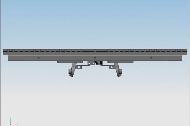 TRASLATORE FEM4 - 5000kg @ 600mm