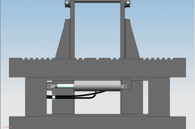 FEM5 Side-shifter - 10000kg @ 600mm