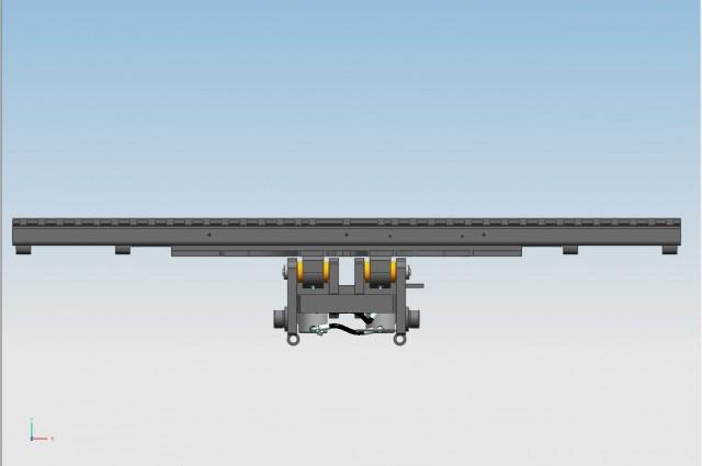 FEM 3 tilting side-shifter
